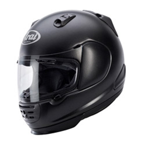 ARAI REBEL PREMIUM FULL FACE MOTORCYCLE HELMET FROST BLACK - ARAI - - MSG BIKE GEAR - 1