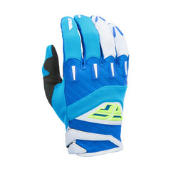 Fly Racing 2017 F-16 Motocross Gloves - Blue/Hi-Viz