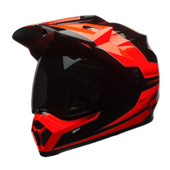 Bell MX-9 Adventure MIPS On/Off Road Motorcycle Helmet - Stryker Flo Orange - Bell -  - MSG BIKE GEAR - 1