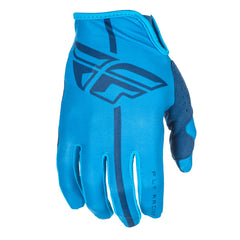 Fly Racing 2018 Lite Motocross Gloves - Blue / Navy
