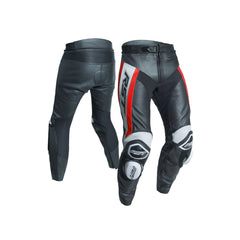 RST 2053 TracTech Evo R Leather Trousers - Red