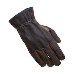 Merlin Foreman Gloves - Brown / Blue