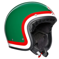AGV Legends X70 Retro Open Face Helmet - Renzo Pasolini