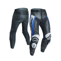 RST 2053 TracTech Evo R Leather Trousers - Blue