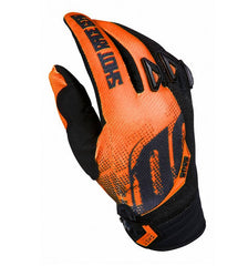 Shot MX Devo Venom Kids Motocross Gloves - Neon Orange