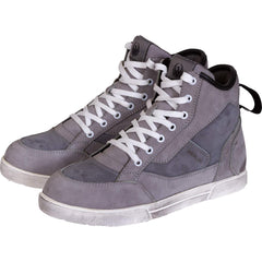 Merlin Pioneer Leather Boots - Grey