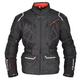 Oxford Mondial 1.0 Men's Long Txt Jacket Black new