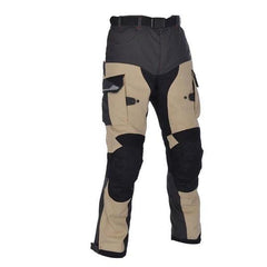 Oxford Montreal 2.0 Mens Textile Waterproof Trousers - Desert