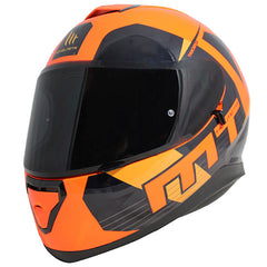 MT Thunder 3 SV Ray Full Face Helmets - Orange