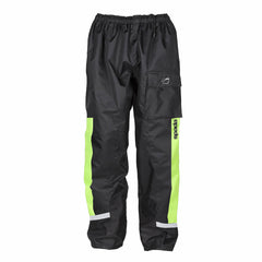 Spada Aqua Motorcycle Motorbike Waterproof Textile Trousers - Black/Flo - Spada -  - MSG BIKE GEAR - 1