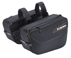 Kappa LH202 16Ltr - 25Ltr Expandable Side Bags