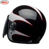Bell 2018 Riot Helmet - Boost White / Black / Red
