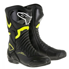 Alpinestars SMX-6 V2 Boots - Black / Yellow