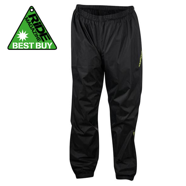Alpinestars Hurricane Waterproof Over Trousers - Black