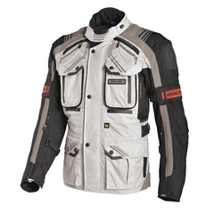 Richa Touareg Waterproof Textile Motorcycle Jacket.grey - Richa -  - MSG BIKE GEAR - 1
