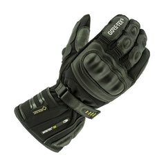 Richa Arctic GTX Waterproof Leather/Textile Gloves - Black