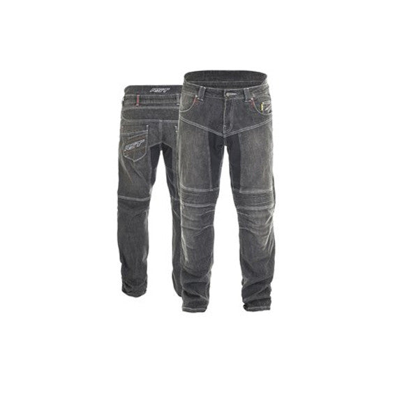 RST 2210 Men's Technical ARAMID Motorcycle Denim Jeans Trousers - Black - RST -  - MSG BIKE GEAR - 1