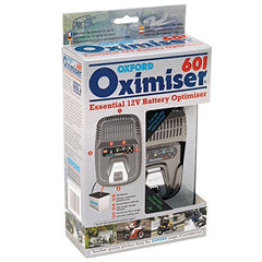 Oxford OF601 Oximiser Battery Charger - UK Plug