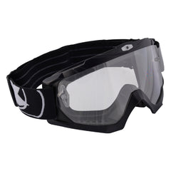 Oxford Assault Pro Adult Motocross MX Enduro ATV Goggles Matt Black -Clear Lens - Oxford -  - MSG BIKE GEAR