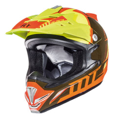 MT MX2 Spec (Kids) Motocross Helmets - Fluo Orange/Yellow