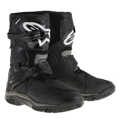 Alpinestars Drystar Waterproof Adventure Motorbike Motorcycle Boots - Black - Alpinestars -  - MSG BIKE GEAR - 1