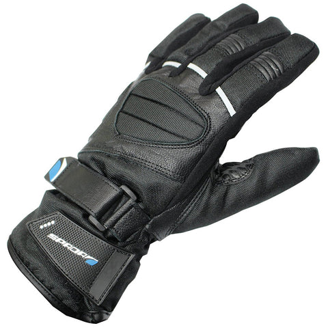 Spada Ice Waterproof Ladies Gloves - Black