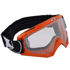 Oxford Assault Pro Adult Motocross MX Enduro ATV Goggles Orange Clear -Lens - Oxford -  - MSG BIKE GEAR