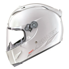 Shark RACE-R PRO Full Face Motorcycle Helmet Blank WHU - Shark -  - MSG BIKE GEAR - 1