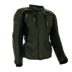 Richa Infinity 2 Waterproof Texile Jacket - Green