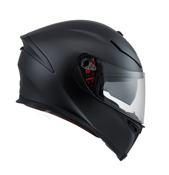 AGV K5-S DVS Sports/Touring Full Face Motorcycle Helmet Lid - Matt Black - AGV -  - MSG BIKE GEAR - 1