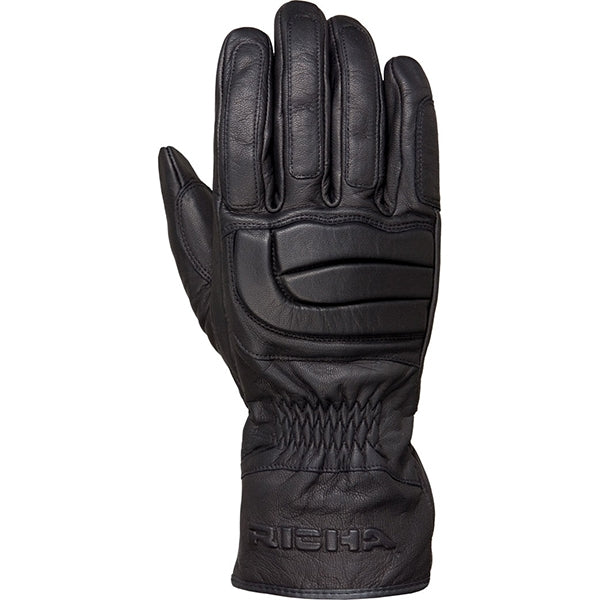 Richa Mid Season  Ladies Motorcycle Gloves Black - Richa -  - MSG BIKE GEAR - 1