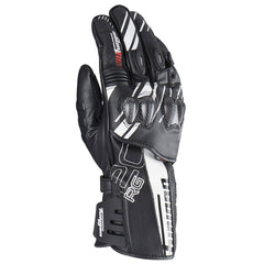 Furygan RG-20 Goat Leather Street Gloves - Black/White