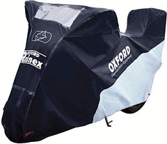 Oxford Rainex Cover For Bike with Top Box