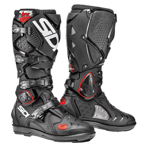 SIDI CROSSFIRE 2 SRS BLACK/BLACK - Sidi -  - MSG BIKE GEAR