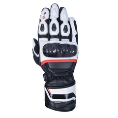 Oxford RP-2 2.0 Leather Gloves - Black, White, Red