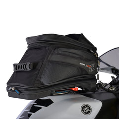 Oxford S20R Adventure Motorcycle Quick Release Tank Bag 20 Litres - Black - Oxford -  - MSG BIKE GEAR - 1