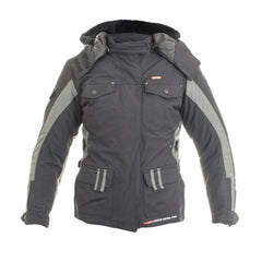 RST Ellie II 1249 Ladies Textile Jacket - Black - SALE