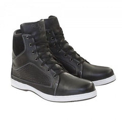 Route One Merlin Leroy Waterproof Leather Boots - Black - SALE