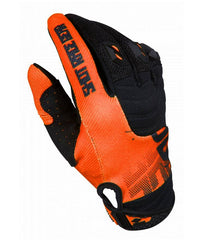 Shot MX Contact Venom Motocross Gloves - Neon Orange