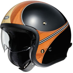 Shoei J.O. Open Face Helmet - Waiemea TC10