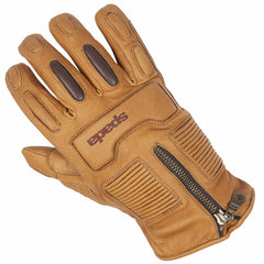 Spada Rigger WP Motorcycle Motorbike Leather Waterproof Gloves - Sand - Spada -  - MSG BIKE GEAR - 2