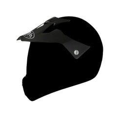Airoh S5 Replacement MX Helmet Peak - Colour Black Matt