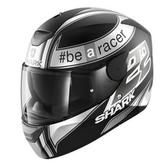 Shark D-Skwal Helmet - Sam Lowes Matt KAW