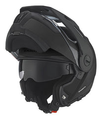 Schuberth E1 DVS Adventure Touring Motocycle Flip Up Helmet MATT BLACK - Schuberth -  - MSG BIKE GEAR - 1