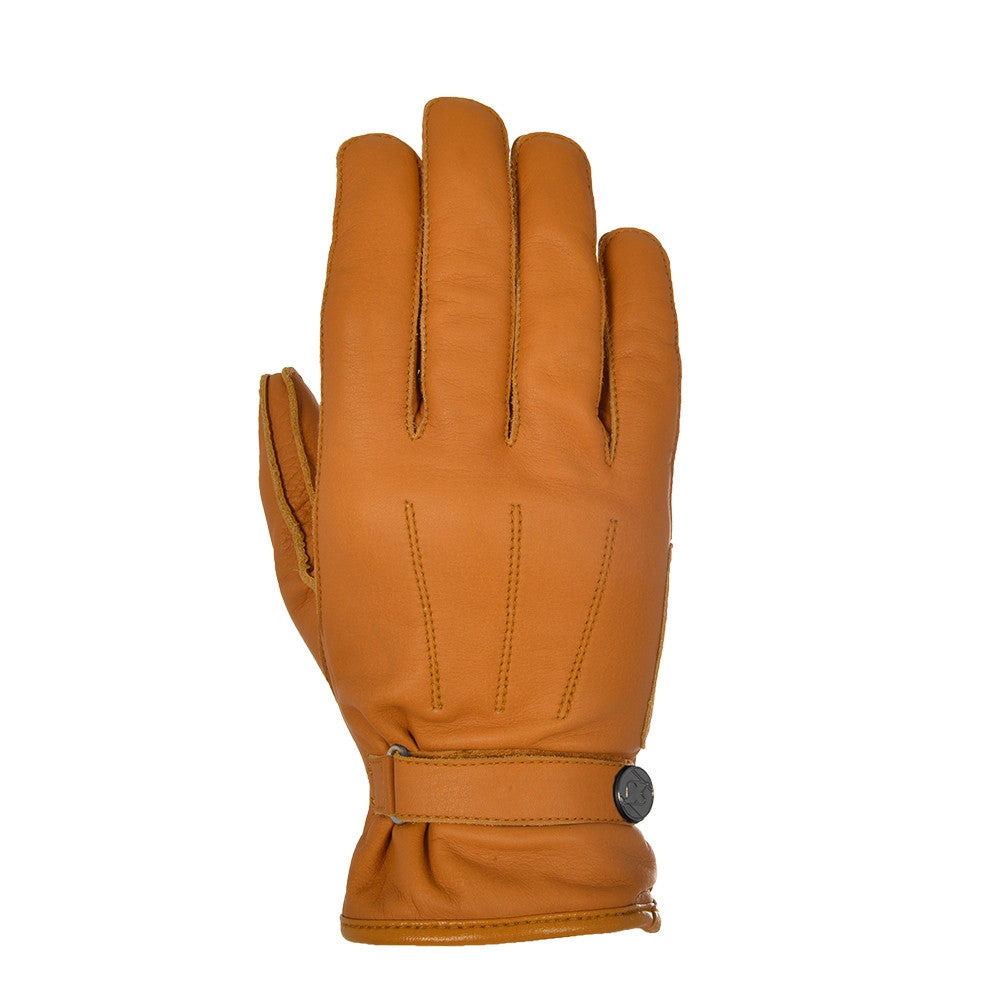 Oxford Holton Classic Short Leather Gloves - Tan