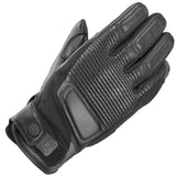 Spidi Garage Classic Leather / Textile Gloves - Black