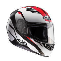 HJC CS-15 Full Face Helmet - Sebka Red
