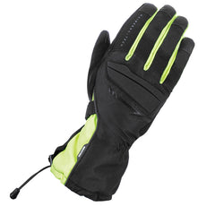 Oxford Convoy 2.0 WP Textile Gloves - Black/Yellow