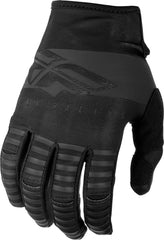 Fly Racing 2019 Youth Kinetic Shield Motocross Gloves - Black
