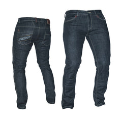 RST 2004 CE Approved Straight Leg Aramid Jeans - Dark Blue